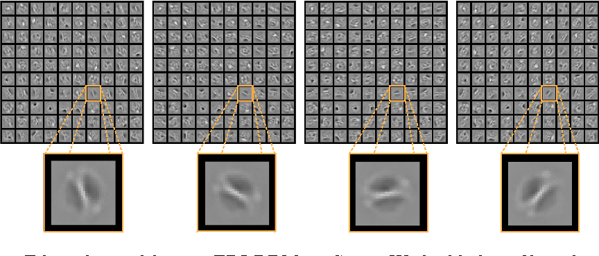 Figure 4 for Rotation-Invariant Restricted Boltzmann Machine Using Shared Gradient Filters