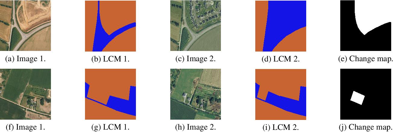 Figure 1 for High Resolution Semantic Change Detection