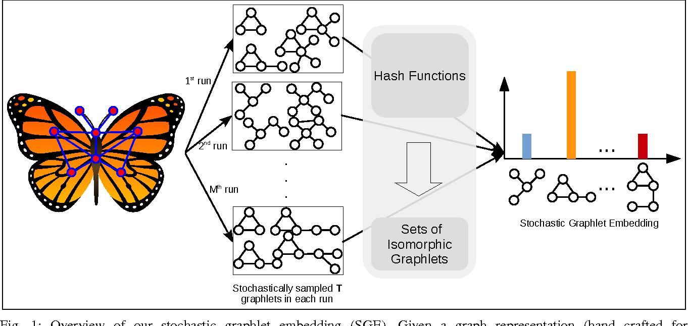 Figure 1 for High Order Stochastic Graphlet Embedding for Graph-Based Pattern Recognition