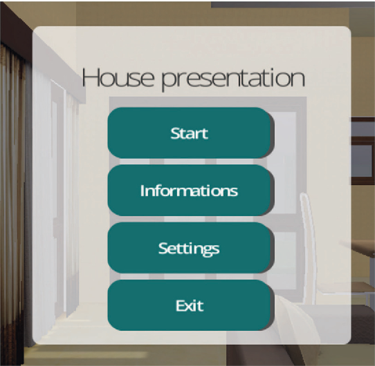 PDF] Virtual Tour for Smart Home Developed in Unity Engine and