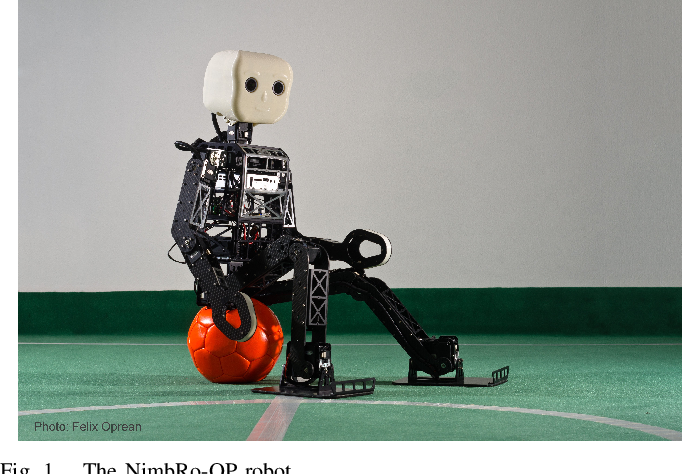 Figure 1 for A ROS-based Software Framework for the NimbRo-OP Humanoid Open Platform