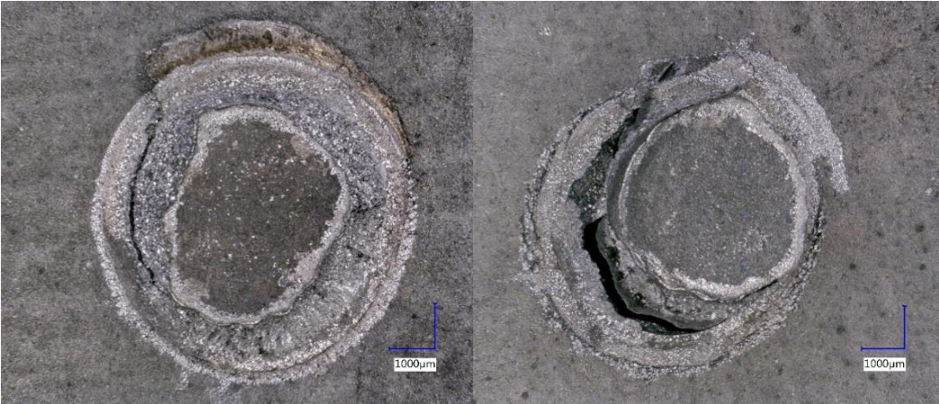 Figure 55 from Investigation of Resistance Spot Weld Failure in