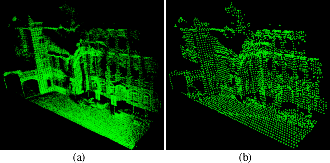 Figure 2 for ikd-Tree: An Incremental K-D Tree for Robotic Applications