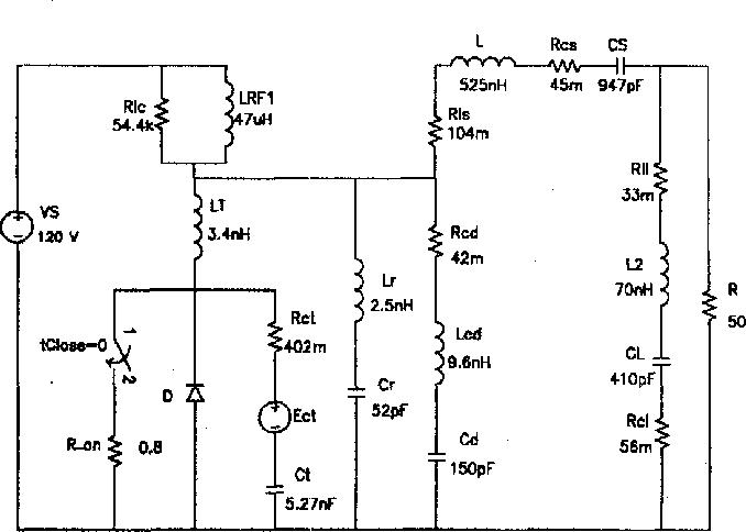A low cost class e power amplifier with sine wave drive semantic figure 7 publicscrutiny Choice Image