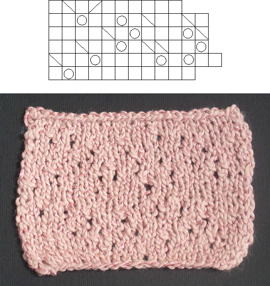 Evolution Of Lace Knitting Stitch Patterns By Genetic Programming