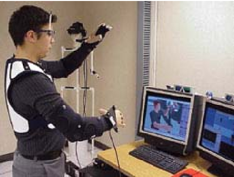 Figure 2 for Virtual reality: A human centered tool for improving Manufacturing