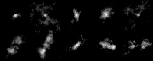 Figure 4 for Radio Galaxy Morphology Generation Using DNN Autoencoder and Gaussian Mixture Models