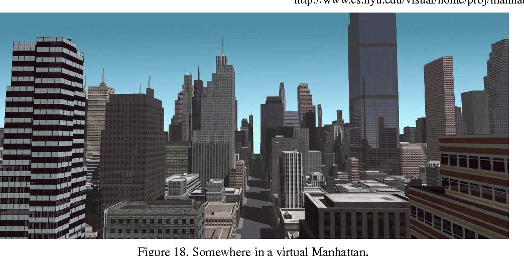 Figure 18 from Procedural modeling of cities - Semantic Scholar