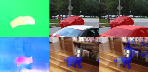 Figure 1 for DAVOS: Semi-Supervised Video Object Segmentation via Adversarial Domain Adaptation