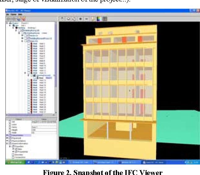 Managing IFC for civil engineering projects - Semantic Scholar