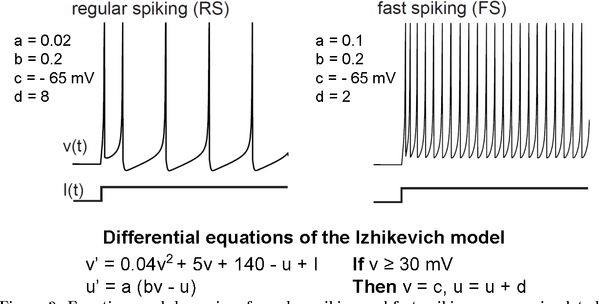 Figure 3 for Learning by Stimulation Avoidance: A Principle to Control Spiking Neural Networks Dynamics