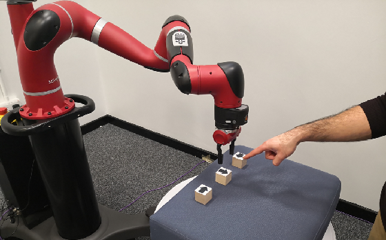 Figure 1 for Sample-efficient Deep Reinforcement Learning with Imaginary Rollouts for Human-Robot Interaction