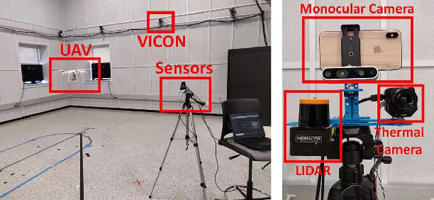Figure 3 for Deep Learning based Multi-Modal Sensing for Tracking and State Extraction of Small Quadcopters