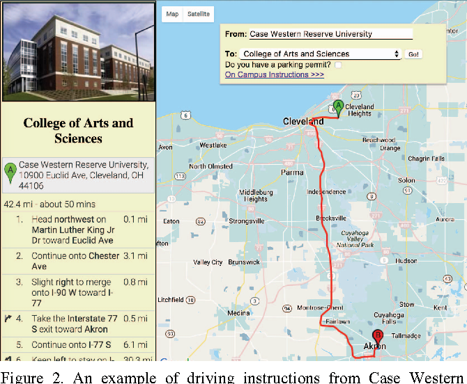 Figure 2 From Rooway A Web Based Application For Ua Campus