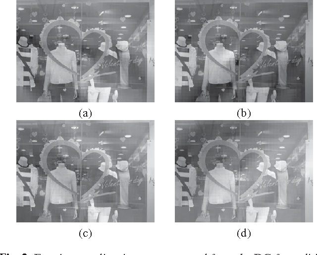 Figure 2 for An Improved DC Recovery Method from AC Coefficients of DCT-Transformed Images