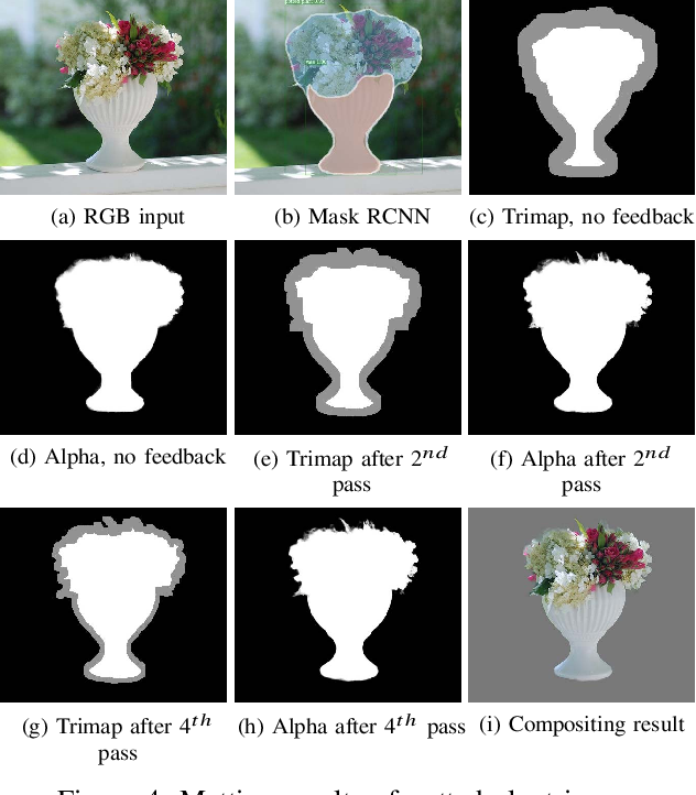 Figure 3 for Instance Segmentation based Semantic Matting for Compositing Applications