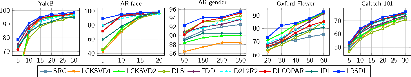 Figure 3 for Fast Low-rank Shared Dictionary Learning for Image Classification