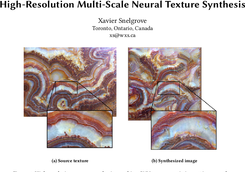 Figure 1 for Computational Decomposition of Style for Controllable and Enhanced Style Transfer