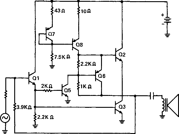 Figure 3 from A Single Chip AM/FM Integrated Circuit Radio