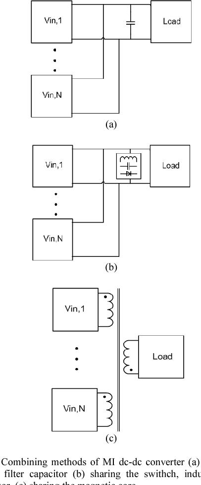 Multiple-input DC-DC converter topologies comparison - Semantic Scholar