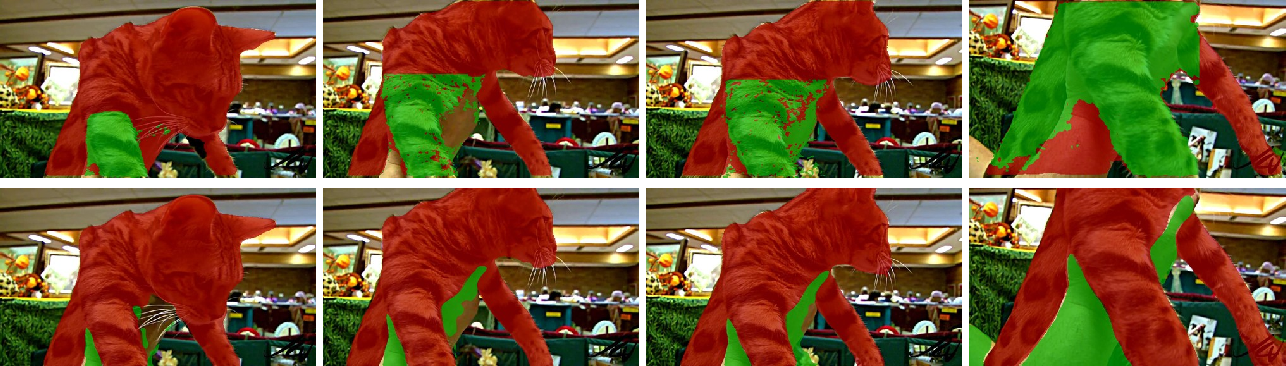 Figure 1 for Reducing the Annotation Effort for Video Object Segmentation Datasets