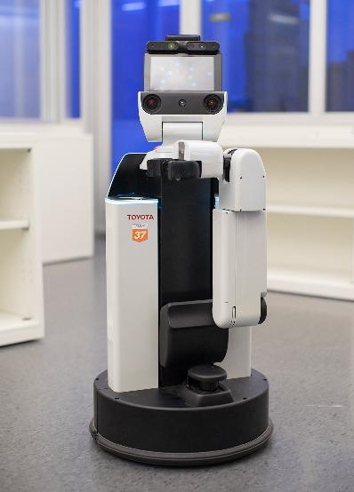 Figure 1 for Solving Service Robot Tasks: UT Austin Villa@Home 2019 Team Report