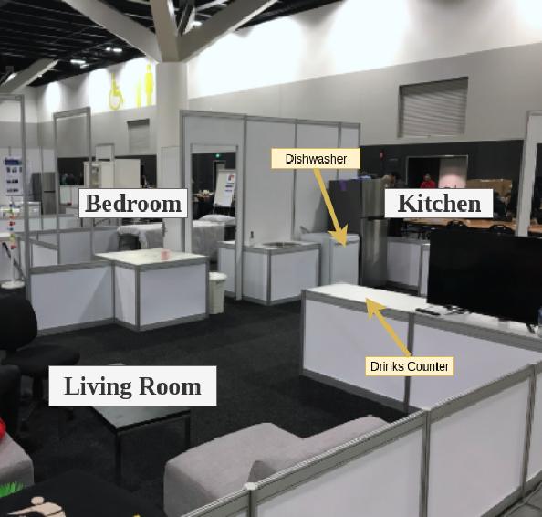 Figure 3 for Solving Service Robot Tasks: UT Austin Villa@Home 2019 Team Report