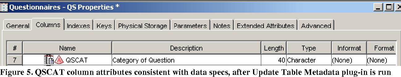 Editing SAS Metadata - Automated From CSV Files Using XML