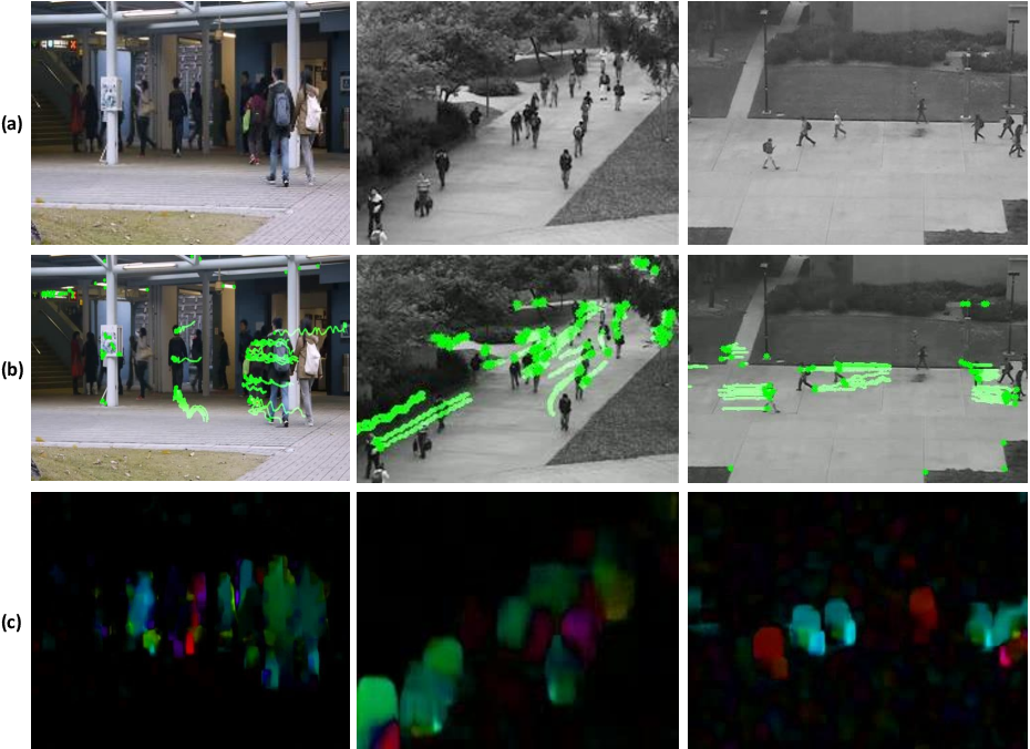 """Figure 1 for """"Forget"""" the Forget Gate: Estimating Anomalies in Videos using Self-contained Long Short-Term Memory Networks"""