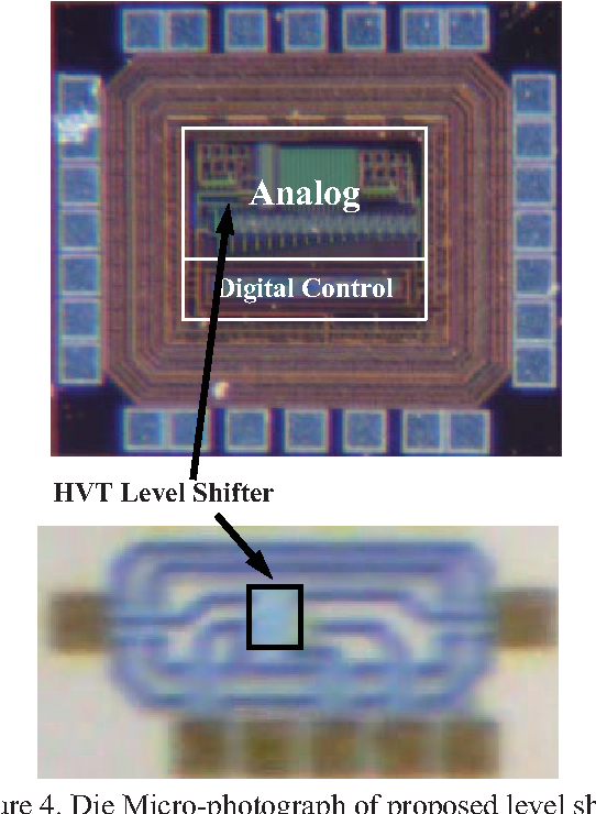 Figure 4 from A 1 8V to 10V CMOS level shifter for RFID