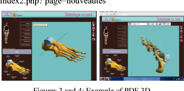 Figure 3 from 3D Human Anatomy Learning - Demonstration of 3D Tools
