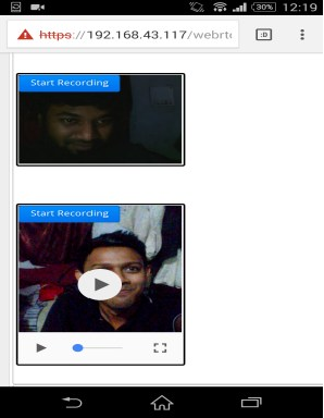 P2P video conferencing system based on WebRTC - Semantic Scholar