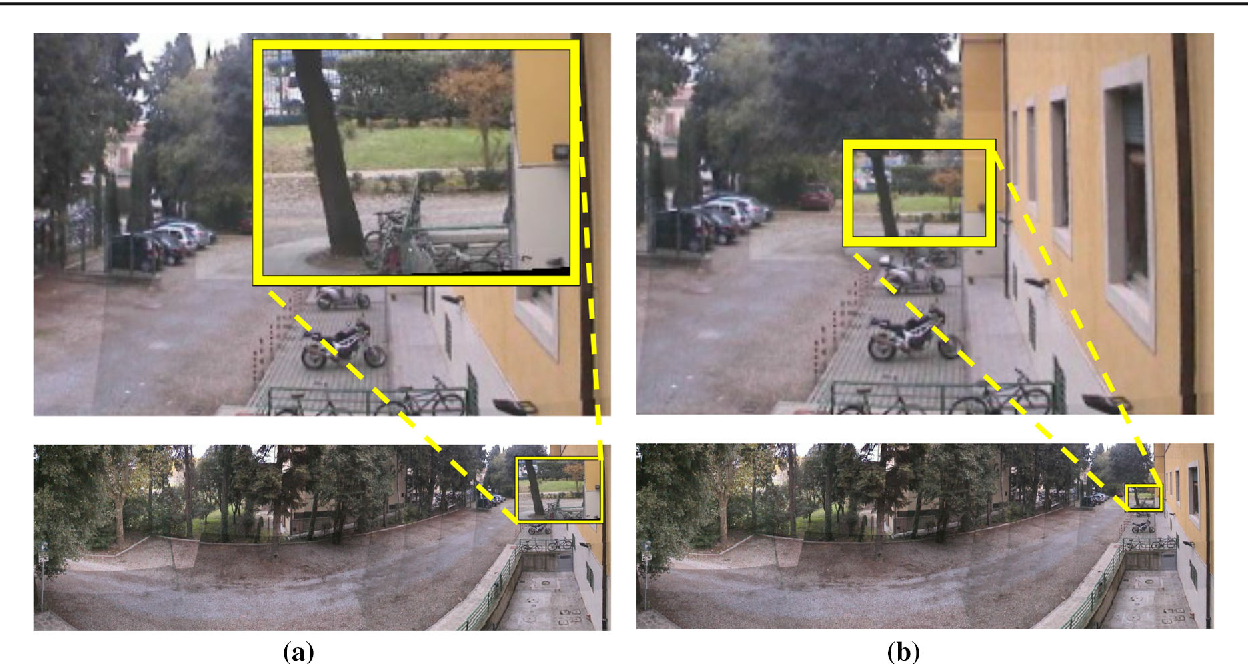 Figure 3 for Continuous Localization and Mapping of a Pan Tilt Zoom Camera for Wide Area Tracking