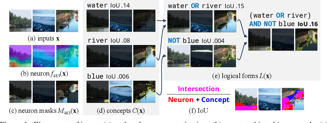 Figure 1 for Compositional Explanations of Neurons