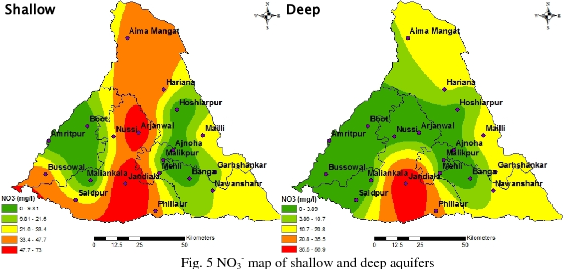 Figure 5 from Natural (Baseline) Groundwater Quality in the Bist