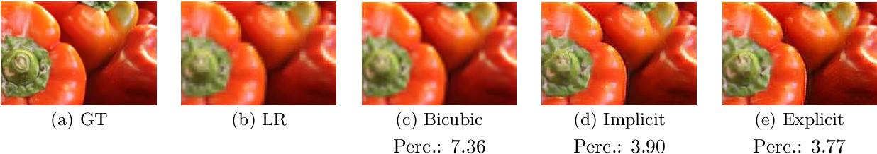 Figure 1 for Image Super-Resolution using Explicit Perceptual Loss