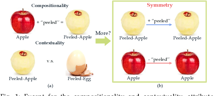 Figure 1 for Learning Single/Multi-Attribute of Object with Symmetry and Group