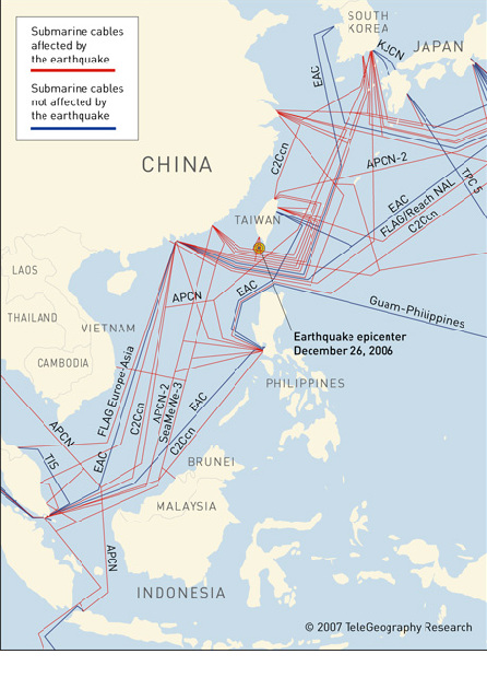Survivable Topology Design of Submarine Networks - Semantic