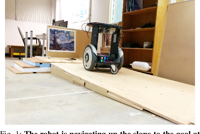 Figure 1 for Autonomous Mobile Robot Navigation in Uneven and Unstructured Indoor Environments