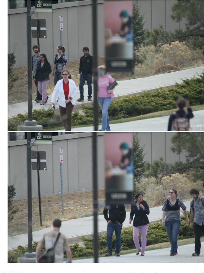 Figure 3 for Face Detection on Surveillance Images