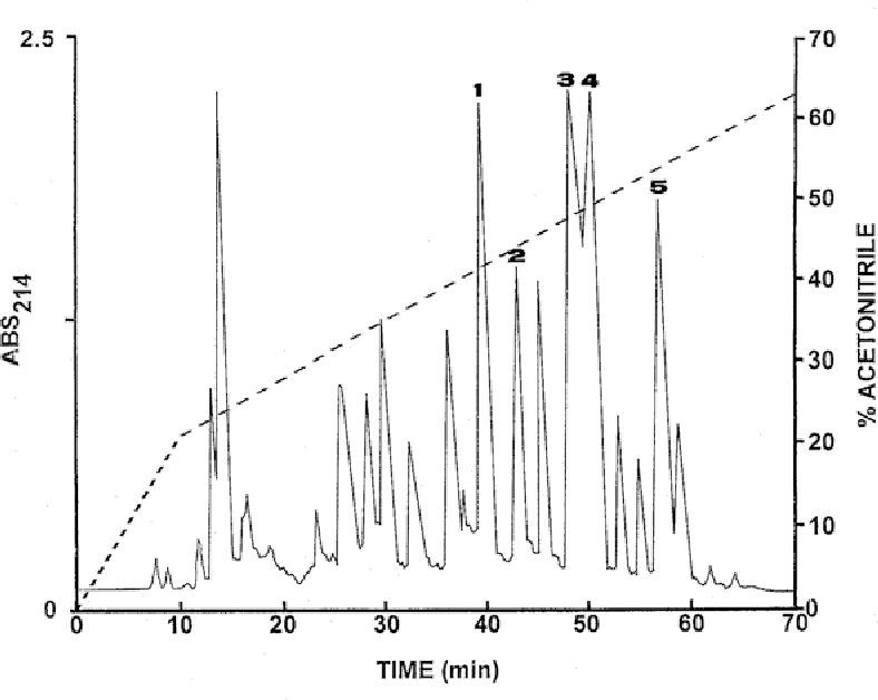 Figure 11 From Antimicrobial Peptides In Frog Skin Secretions
