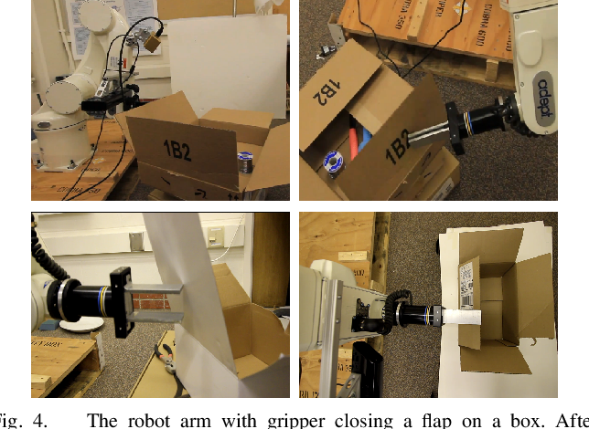 Figure 4 for Inferring 3D Articulated Models for Box Packaging Robot