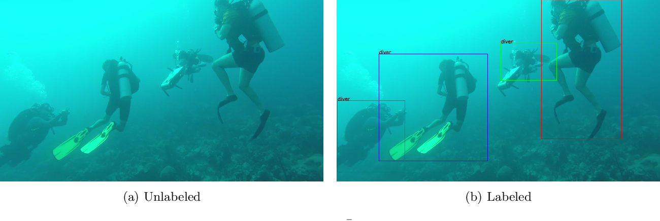 Figure 4 for An Analysis of Deep Object Detectors For Diver Detection