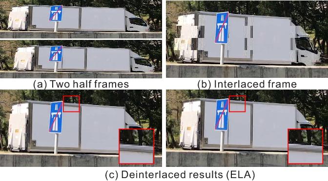 Figure 3 for Real-time Deep Video Deinterlacing