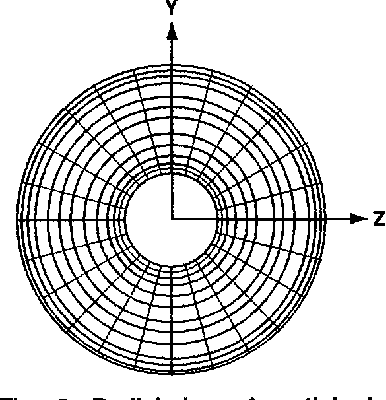 Figure 9 From A Three Dimensional Turbine Engine Analysis Compressor