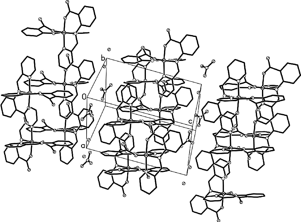 Figure 2 From Bis2 Pyridin 2 Ylmethylideneaminobenzoato 3 Nn