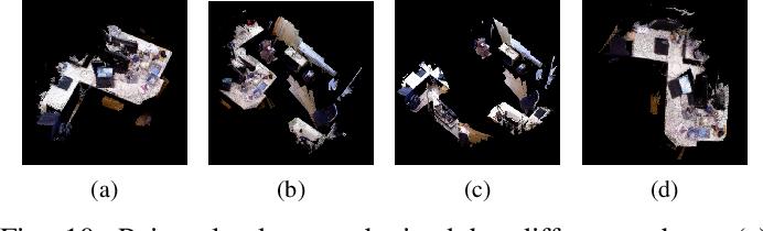 Figure 2 for Partial Computing Offloading Assisted Cloud Point Registration in Multi-robot SLAM