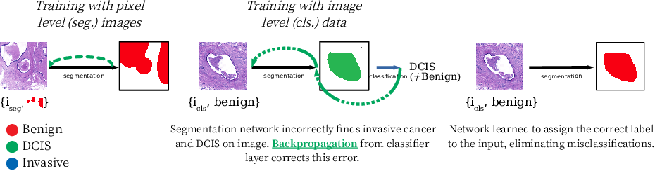 Figure 2 for Learning to segment images with classification labels