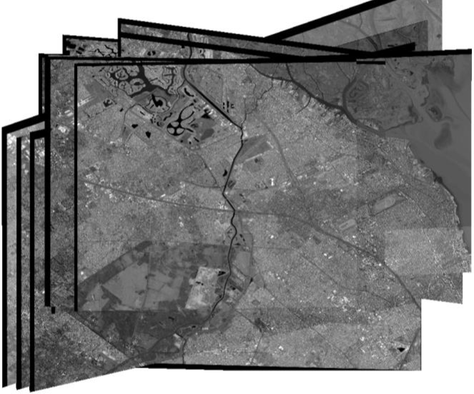 Figure 1 for Analysis of critical parameters of satellite stereo image for 3D reconstruction and mapping