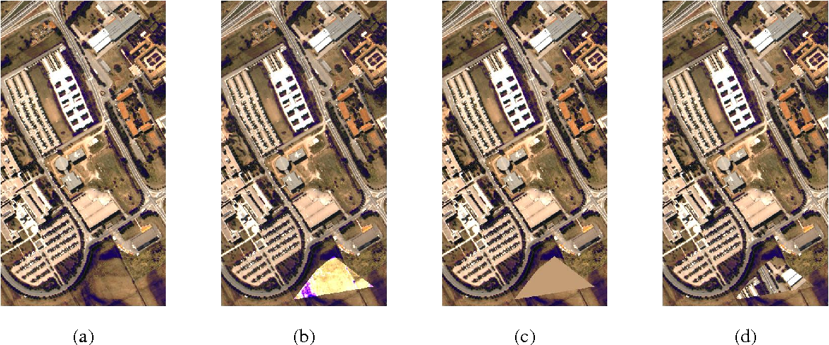 Figure 3 for Detecting Changes Between Optical Images of Different Spatial and Spectral Resolutions: a Fusion-Based Approach